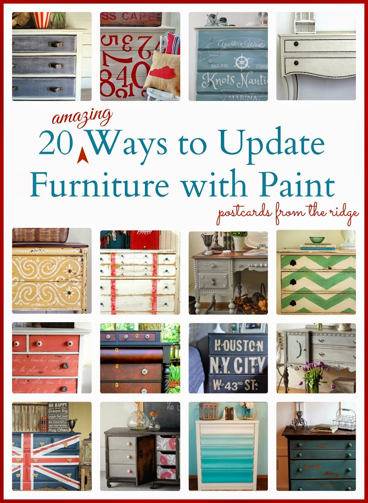 Painted Furniture Is Hugely Popular These Days And Is Something Most People  Can Do Or Can Learn To Do With A Little Bit Of Effort.