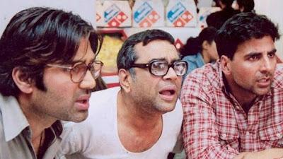 Hera Pheri 3; Akshay Kumar, Suniel Shetty, Paresh Rawal to reunite