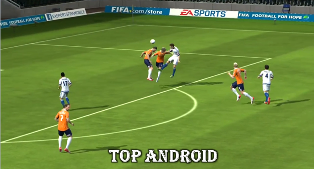 FIFA 20 MOD FIFA 16 Ultimate Team Download Android APK+OBB
