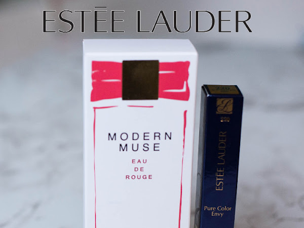 Beauty: Estee Lauder Modern Muse Eau de Rouge and Sculpting Gloss review