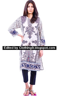 Sana Safinaz Ready to Wear Eid Lawn Collection 2015