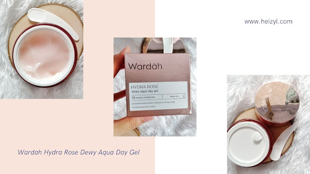 Harga Wardah Hydra Rose Dewy Aqua Day Gel