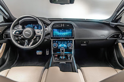 2020 Jaguar XF Review, Specs, Price