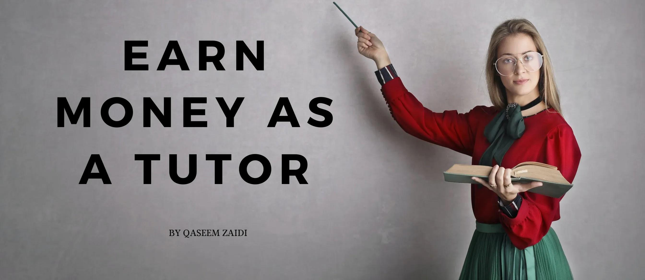 How To Make Money As A Teacher: Teach Online And Earn Money