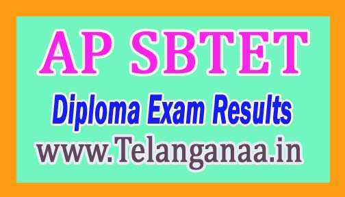 AP SBTET Diploma Supply Results 2018 Download