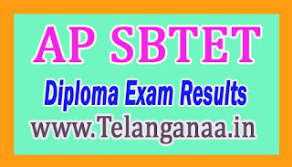 AP SBTET Diploma Supply Results 2016 Download