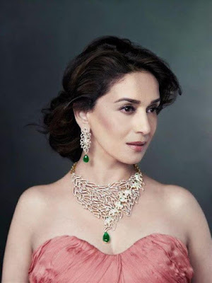 Suits of one of the most iconic, legendary and evergreen Bollywood Diva Madhuri Dixit Nene.