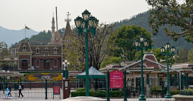 香港迪士尼樂園度假區, Update Report: Hong Kong Disneyland Resort, lock down, Disney closure, Walt Disney World, Disneyland Paris Resorts