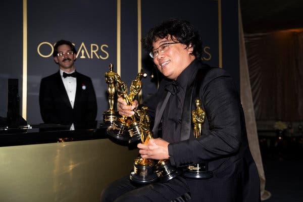 Senarai Awards Yang Diterima Oleh Filem Parasite