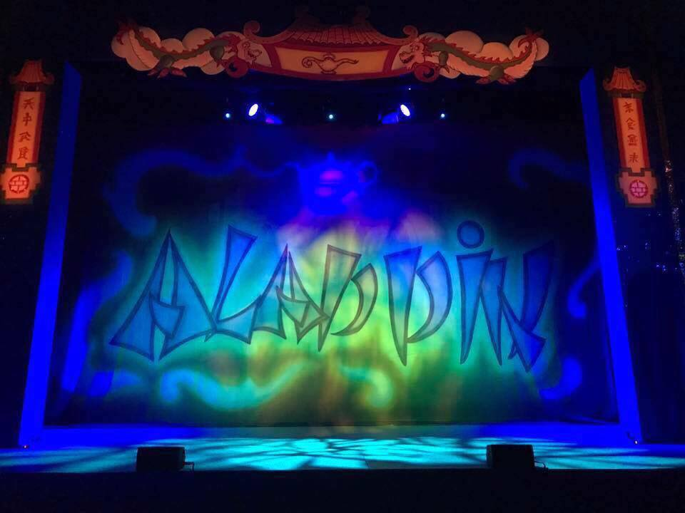 Aladdin Pantomime starring Shane Lynch at Whitley Bay Playhouse | A Review