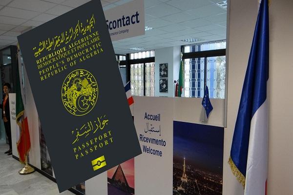هكذا ستمنح التأشيرات الفرنسية للجزائريين