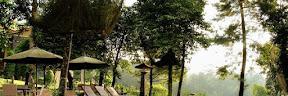Resort di kawasan Kaliurang Yogyakarta