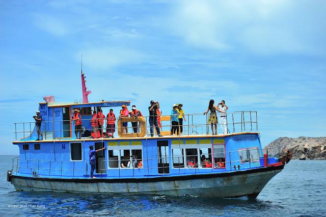 Tham quan Vịnh Vĩnh Hy, Ninh Thuận