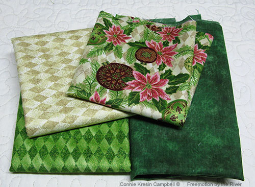 Peace on Earth fabric collection by Ro Gregg for Fabri-Quilt Inc.
