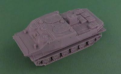 Soviet BTR-50 Amphibious Armoured Personnel Carrier picture 8