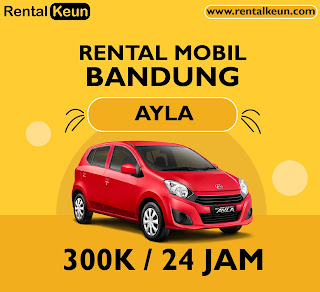 Rental Mobil Ayla Bandung