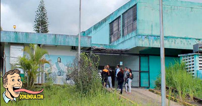 Dos cadáveres con COVID fueron abandonados en la puerta del Hospital Central de San Cristóbal