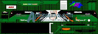 Agam Tugga Jaya Hijau Tua Ads JB3+ SHD