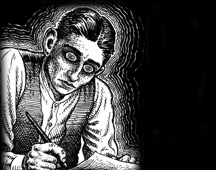 LITERATURA UNIVERSAL: ROBERT CRUMB, KAFKA