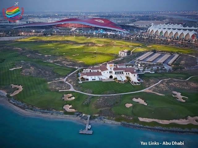 Yas Links - Yas Island Abu Dhabi