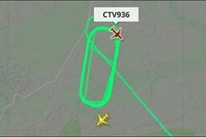 Kabut Asap Sulitkan Proses Landing, 2 Pesawat Berputar-putar di Langit Kalimantan