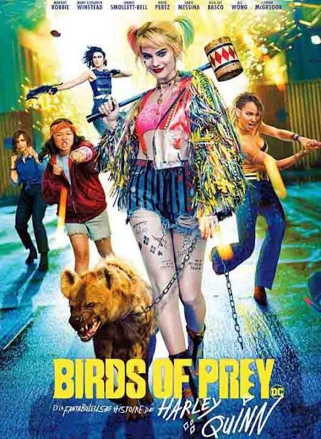 Birds of prey Movie Download