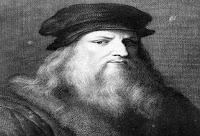 قصة حياة ليوناردو دا فنشي - رسَّام, عالِم