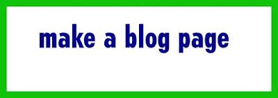 make a blog page