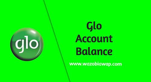 how to check glo balance
