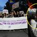 """Kiko Nakilahok Sa Indignation Rally Tinawag Na """"Bias"""" at """"Hindi neutral"""" Ang Pagboto Laban Kay Sereno"""