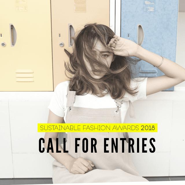 Sustainable Fashion Awards 2018 (SFA)