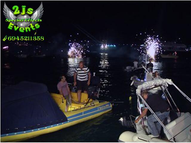 ΝΑΥΤΑΘΛΗΤΙΚΗ ΕΒΔΟΜΑΔΑ ΣΥΡΟΣ ΦΩΤΙΣΜΟΣ ΕΚΔΗΛΩΣΗΣ ΠΥΡΟΤΕΧΝΗΜΑΤΑ SYROS2JS EVENTS
