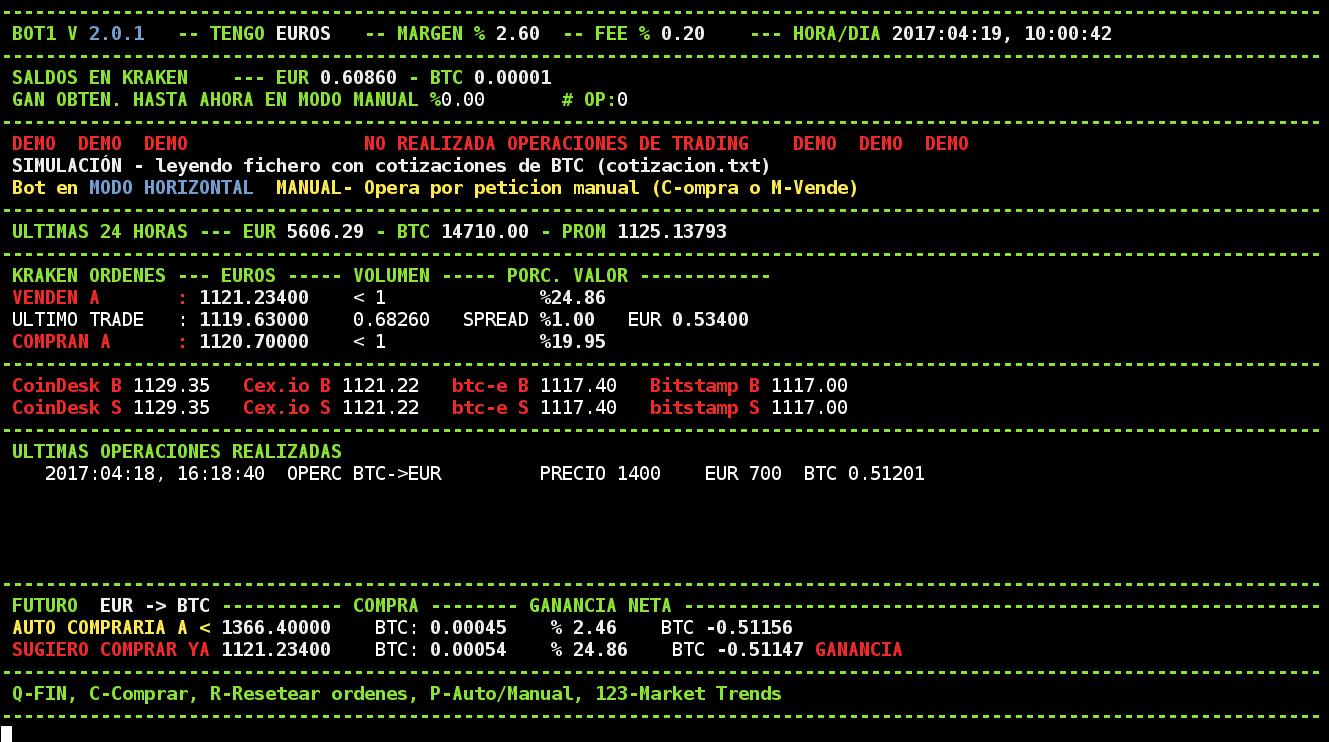 BTC-E Trade Bot download | SourceForge.net
