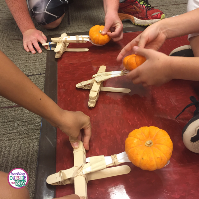my first graders and kindergartners used candy pumpkins candy corn and toothpicks to construct the tallest candy towers possible talk about engaging fun