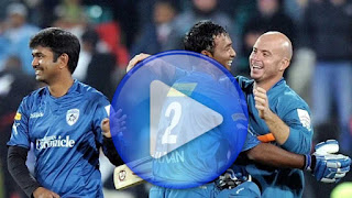 Adam Gilchrist 85 - DD vs DC 1st Semi-Final IPL 2009 Highlights
