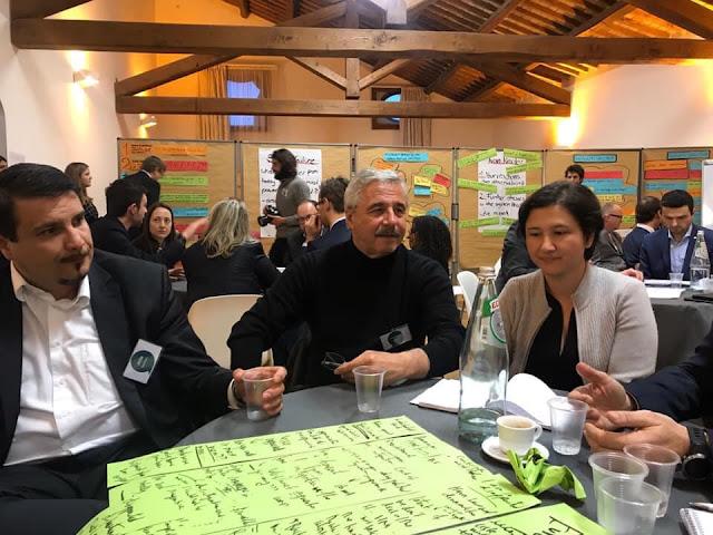 Ο Γ. Μανιάτης στη Ρώμη για τις κοινωνικές ανισότητες και το μέλλον της Ευρώπης