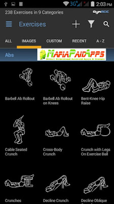 GymACE Pro Workout & Body Log Apk MafiaPaidApps