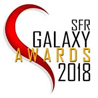 Spacefreighters Lounge congratulates<br>Donna S. Frelick: Not Fade Away<br>wins SFR Galaxy Award!