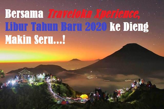 Traveloka Xperience, Libur Tahun Baru 2020 Makin Seru