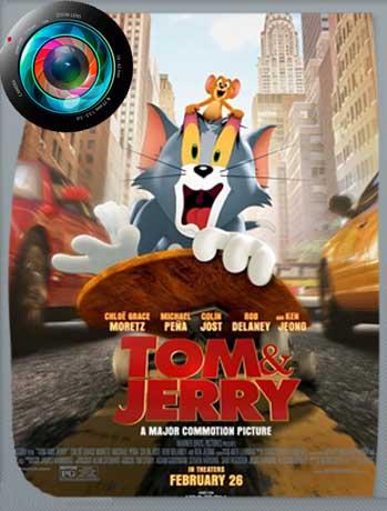 Tom y Jerry (2021) CAM [720p ] Latino [GoogleDrive] SilvestreHD