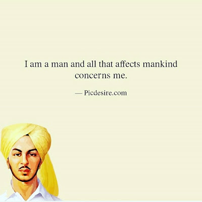 30 Bhagat Singh Quotes That Will Make You Proud