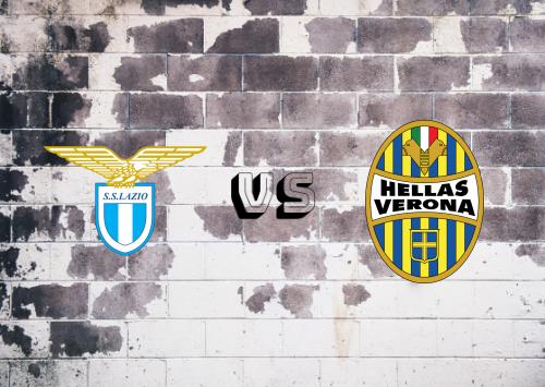 Lazio vs Hellas Verona  Resumen