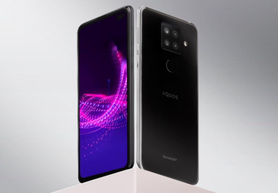 Sharp Aquos Sense 4 Plus, Smartphone Premium Tahan Air dan Debu Bertenaga Snapdragon 720G