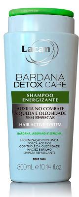 O Shampoo Bardana Detox Care é ideal para combater a dermatite, saiba mais no blog. seborreica