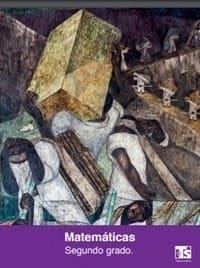Libro de texto Telesecundaria Matemáticas Segundo grado 2020-2021