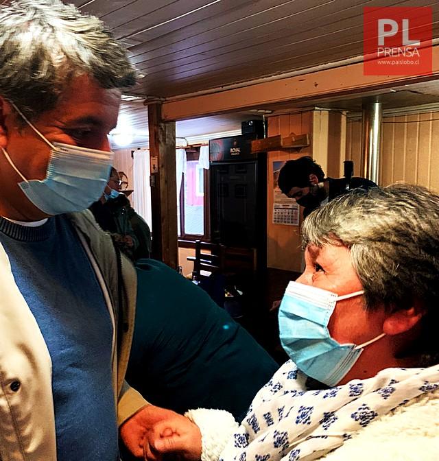 $147 millones para adultos mayores de Llanquihue y Osorno