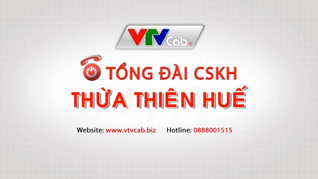 Tổng đài VTVcab tại Huế   Đơn vị lắp đặt dịch vụ của Truyền hình cáp Việt Nam