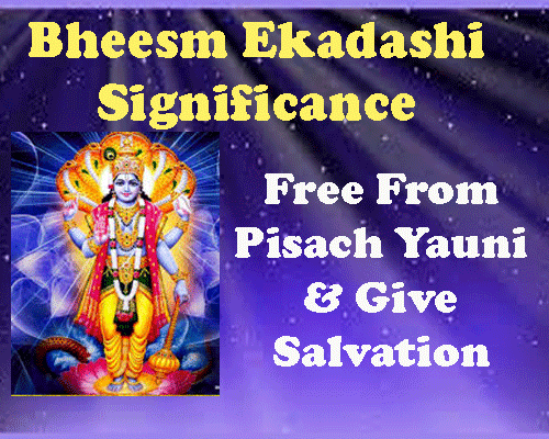 all about Bheeshm ekadashi significance in english by astrologer