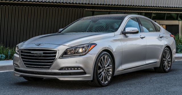 2019 Genesis G80 3.8 AWD Review - Car And Driver Review