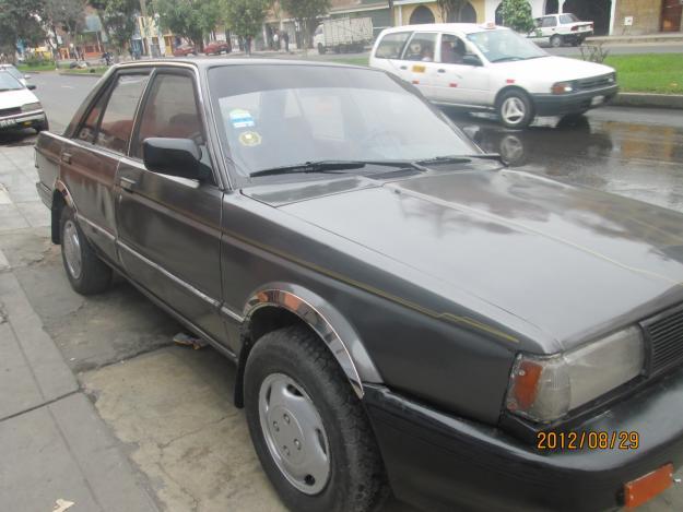 369bb8c0c Autos Usados: Vendo Nissan Sentra 1991 - Lima, Perú